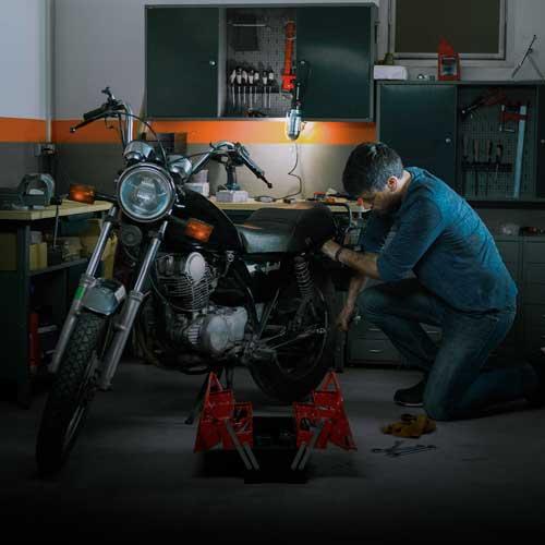 ¡Nuevo! Curso de Mecánica de Motos